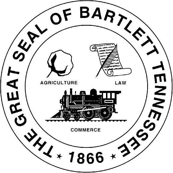 Special event permit for Bartlett Baptist Church Easter Egg Hunt